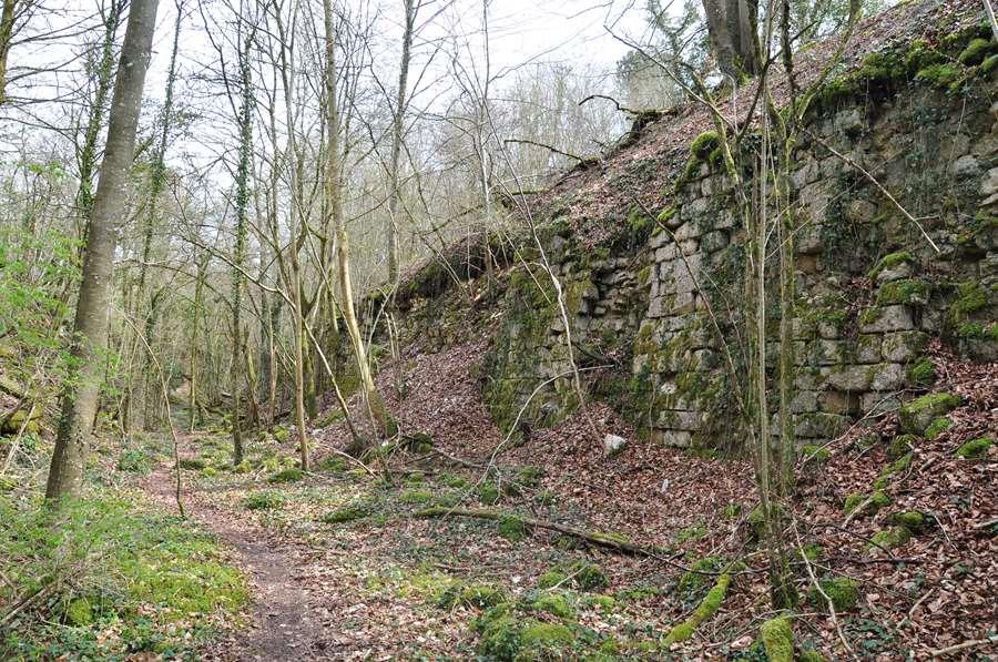 Le fort abandonné