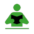 Lecteur vert 1
